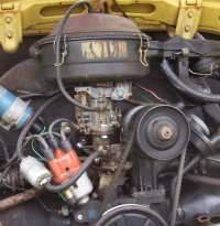 Tune Up Air Cooled VW Engine