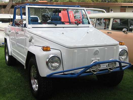 1973 Volkswagen Thing Type 82