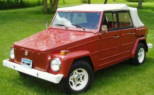 1974 Volkswagen Thing Type 82