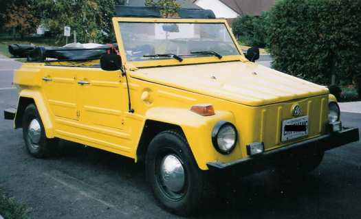 The Volkswagen Thing Type 82