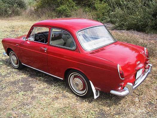 1962 Volkswagen Notchback Type 3