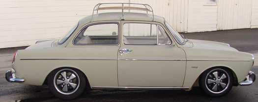 1965 Volkswagen Notchback Type 3