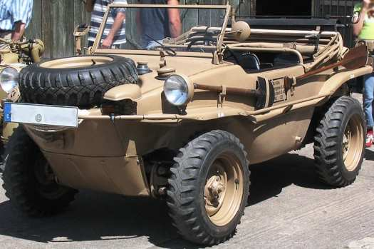Volkswagen Military Vehicles - Air Cooled VW Love | Air Cooled VW Love