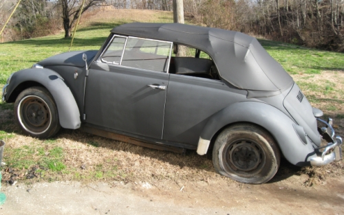 My New Project Bug 1967 Convertible Beetle | Air Cooled Volkswagen Repair, Tune Ups, Photos and ...