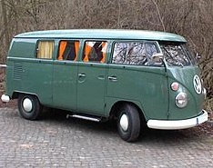 VW Camper Type2 T1
